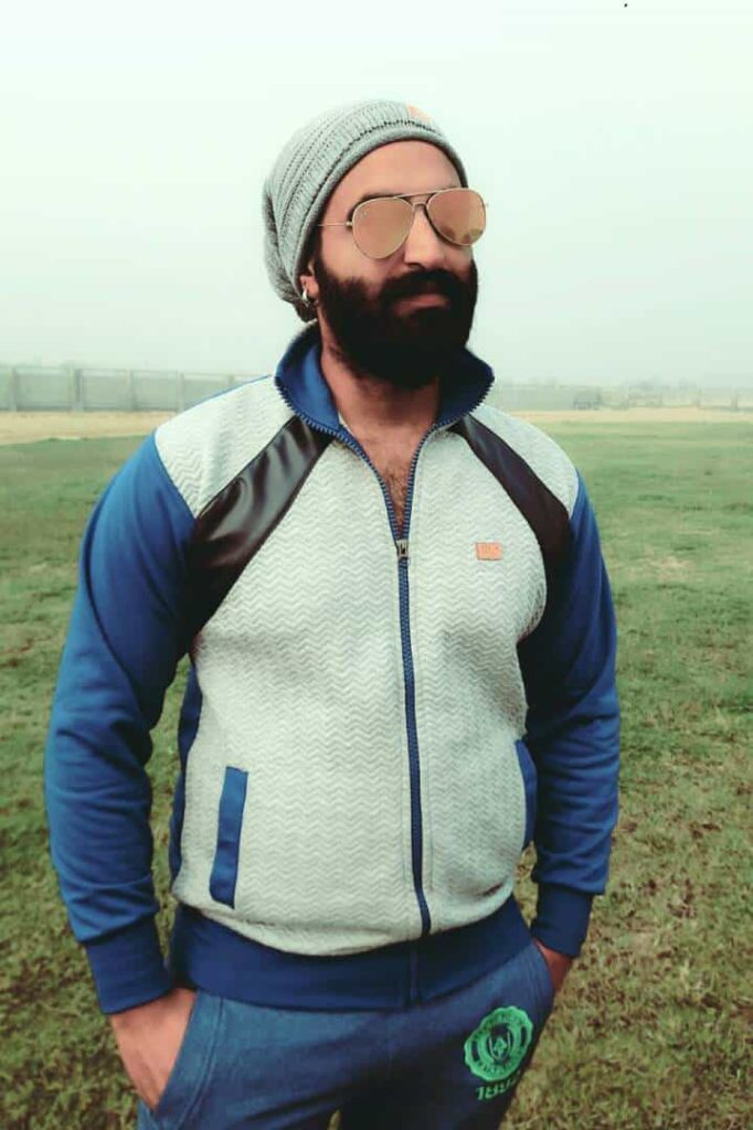 Punjabi Male Model