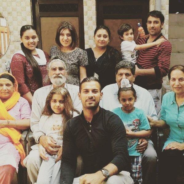 Garry-Sandhu-Family-Photos-Father-Mother-Wife-Biography-wiki- garry sanhu wife