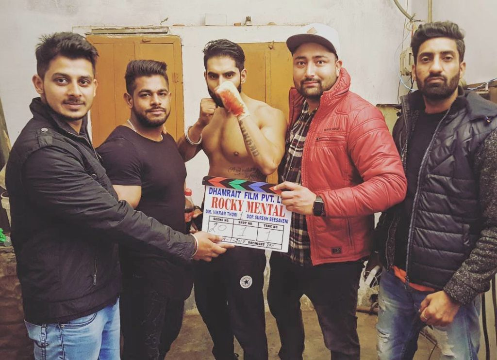 Rocky mental punjabi movie