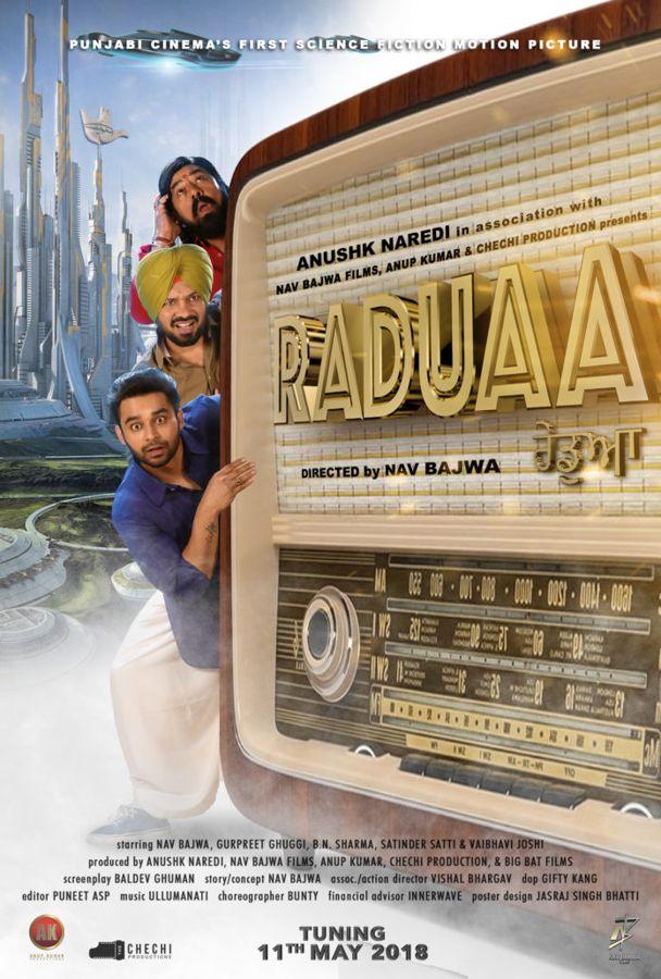 Raduaa Movie punjabi nav bajwa
