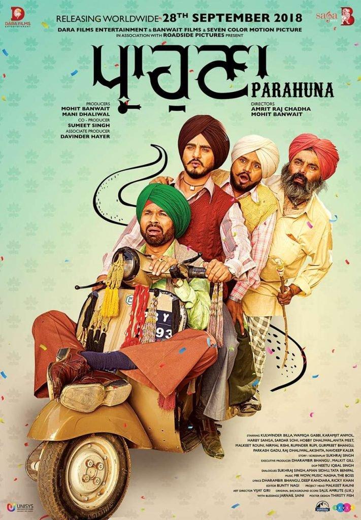Parahuna Movie Full Star Cast & Crew, Songs, Story, Release Date, Wiki Kulwinder Billa, Wamiqa Gabbi (2)