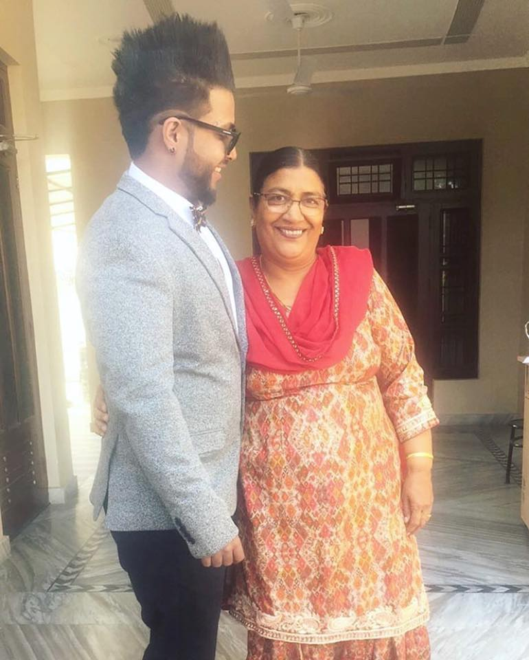 sukhe mother