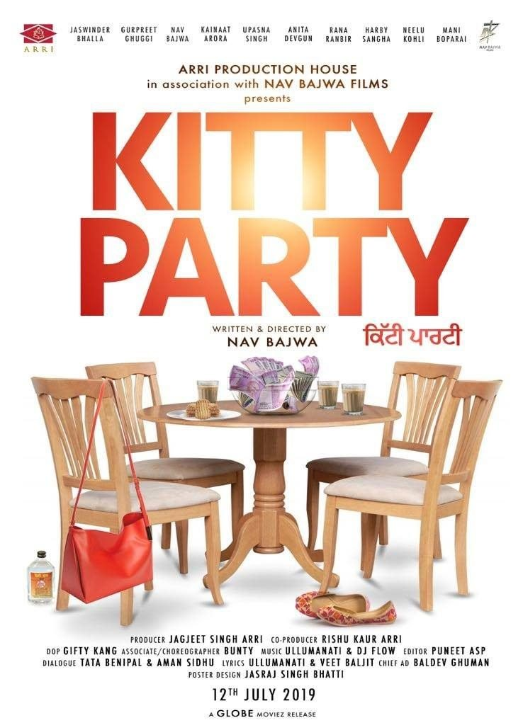 KITTY PARTY MOVIE FULL STAR CAST & CREW, STORY, RELEASE DATE, SONGS